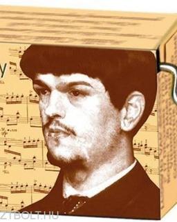 Zenélő doboz - Debussy (Claire de lune)