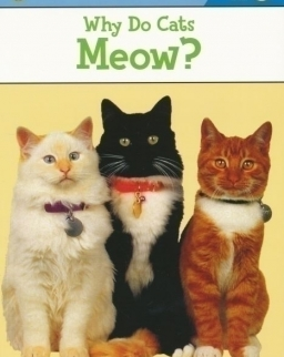 Why Do Cats Meow? - Puffin Young Readers - Level 3