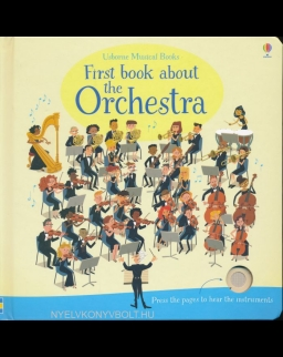 First Book About the Orchestra - Usborne Musical Books