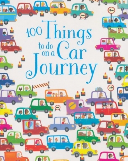 Usborne Activities - 100 Things to do on a Car Journey