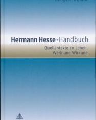 Hermann Hesse-Handbuch - Quellentexte zu Leben, Werk und Wirkung