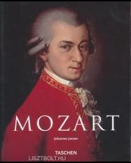 Johannes Jansen: Mozart (magyar, angol, cseh nyelven)