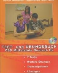 Test- und Übungsbuch ÖSD Mittelstufe Deutsch B2 mit CDs (2)