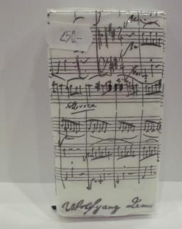 Papírzsebkendő - Mozart