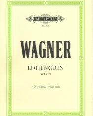 Richard Wagner: Lohengrin - zongorakivonat (német)