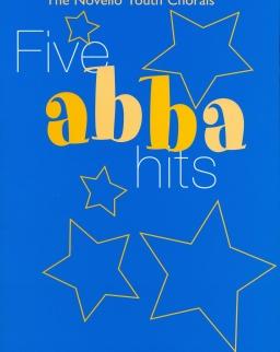 Abba: Five Hits (vegyeskar+zongora)