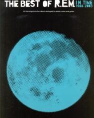 R.E.M.: In time 1988-2003 - ének, zongora, gitár