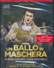 Giuseppe Verdi: Un ballo in maschera - DVD