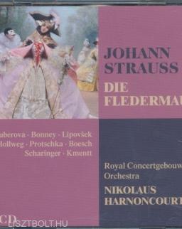 Johann Strauss II.: Die Fledermaus - 2 CD