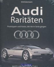 Audi Raritäten - Prototypen und Autos, die nie in Serie gingen