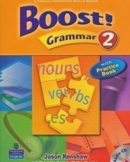 Boost! Grammar 2 Student's Book with Audio CD