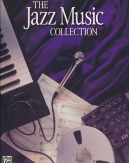 Jazz Music Collection - ének-zongora-gitár