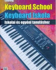 Ludvig József: Keyboard iskola