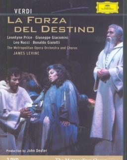 Giuseppe Verdi: La Forza del Destino - 2 DVD