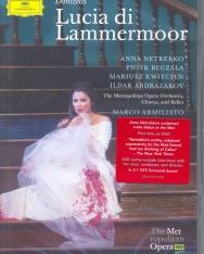 Gaetano Donizetti: Lucia di Lammermoor - 2 DVD