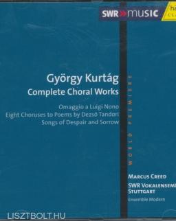 Kurtág György: Complete Choral Works