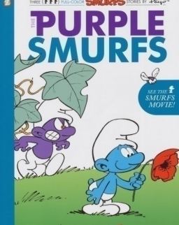 The Purple Smurf - Graphic Novel
