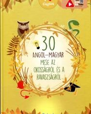 30 angol-magyar mese az okosságról