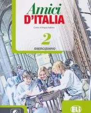 Amici D'Italia 2 Eserciziario + CD Audio