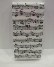 Papírzsebkendő - Bach