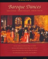 Czidra László: Barokk táncok két altfurulyára (vagy fuvolára vagy hegedűre)