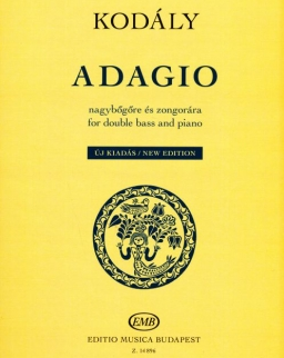 Kodály Zoltán: Adagio (nagybőgő+zongora)