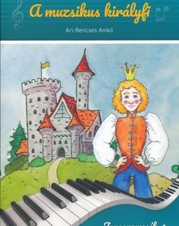 A muzsikus királyfi - Zongoramesék 1.