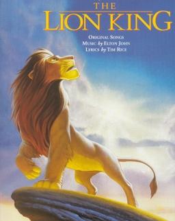 Lion King - Oroszlánkirály (ének-zongora-gitár)