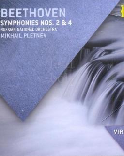Ludwig van Beethoven: Symphony No. 2,4