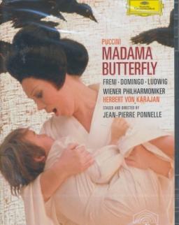 Giacomo Puccini: Madama Butterfly DVD