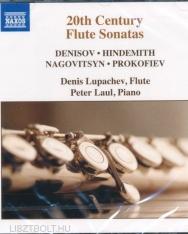 20th Century Flute Sonatas