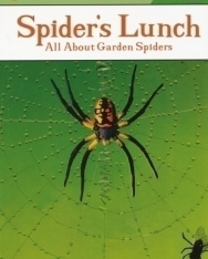 Spider's Lunch: All About Garden Spiders - Puffin Young Readers - Level 2