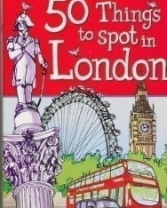 50 Things to Spot in London (Usborne Spotters Cards)