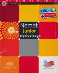 Német Junior Nyelvvizsga Virtuális Melléklettel + Audio CD