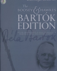 Bartók Edition for Clarinet (+ CD)
