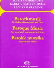 Barokk muzsika fafúvós hangszerekre és kürtre