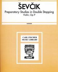 Otakar Sevcik: Preparatory Studies in Double Stopping Violin, op. 9
