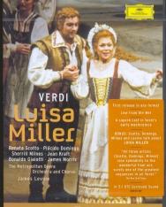 Giuseppe Verdi: Luisa Miller DVD (Live from MET, 1979)