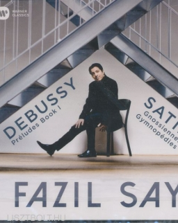 Claude Debussy: Preludes I., Erik Satie: Gymnopédies, Gnossiennes