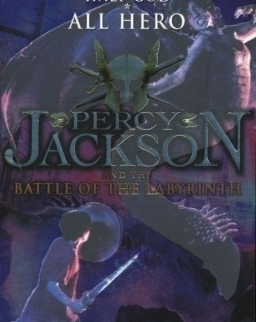 Rick Riordan: Percy Jackson and the Battle of the Labyrinth - Percy Jackson 4