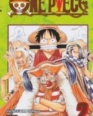 Eiichiro Oda: One Piece - Volume 2