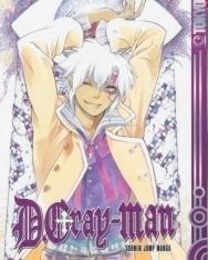 D.Gray-Man 21 Német
