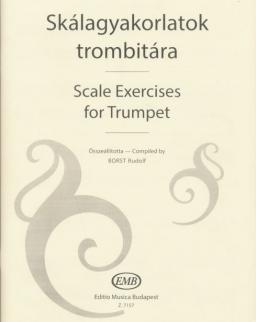 Borst Rudolf: Skálagyakorlatok trombitára