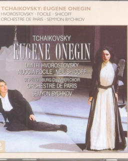 Pyotr Ilyich Tchaikovsky: Eugene Onegin - 2 CD