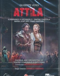 Giuseppe Verdi: Attila - DVD