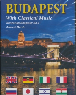 Budapest DVD with Classical Music