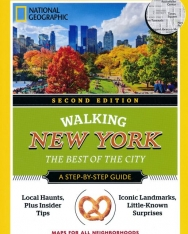 Walking New York (National Geographic) 2nd Edition