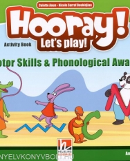Hooray! Let's Play! Level A Fine Motor Skills and Phonetic Awareness Activity Book - American English