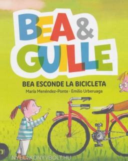 Bea & Guille - Bea esconde la bicicleta