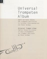 Universal Trompeten Album (trombitára, zongorakísérettel)